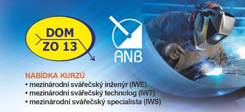 Kurzy IWT, IWE, IWS