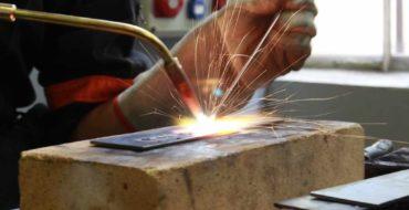 kurz svařování plamenem