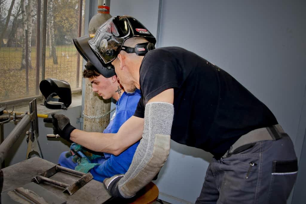 Kurzy svařování kovů